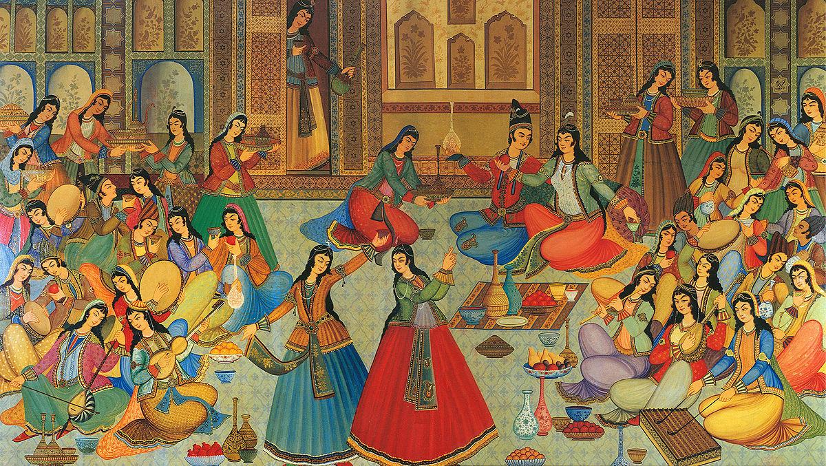 موسیقی در جامعه ی ایرانی