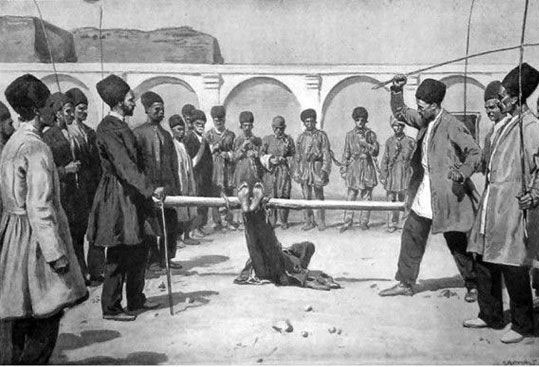 نظام قضایی ایران از آغاز قاجار تا انقلاب مشروطیت 2