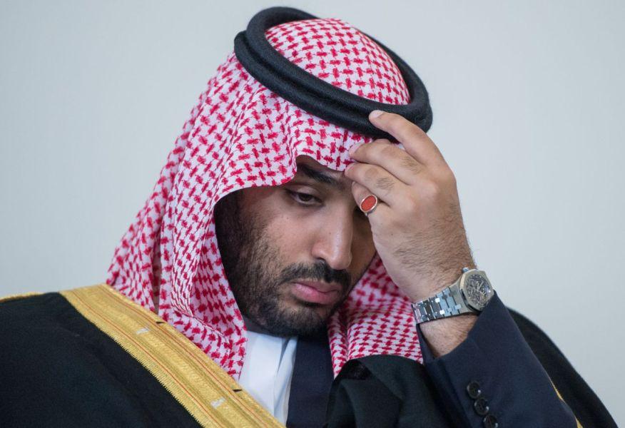 محمد بن سلمان کناره گیری می کند!
