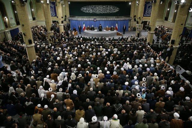 امریکا و رژیم صهیونیستی غلط میکنند ملت ایران را تهدید کنند