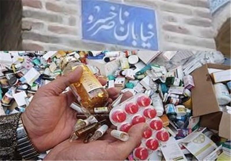 تاریخ داروها در ناصرخسرو به صورت آشکار تغییر می یابد