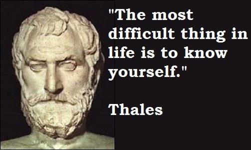 تالس یا طالس اولین فیلسوف تاریخ