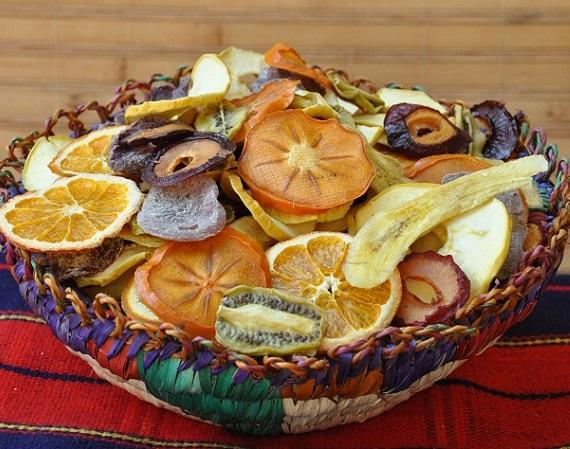 دمنوش میوه های مخلوط