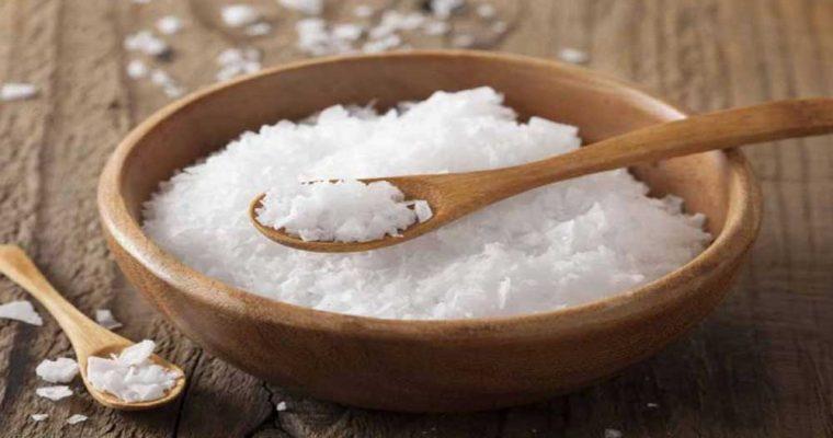 در ایران نمک دریای مجوزدار وجود ندارد