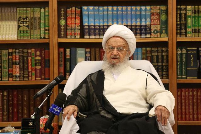 نظر آیت الله مکارم شیرازی در رابطه با حکم شرعی حرمت ابدی/ تا تولید در دست بخش خصوصی نباشد، به جایی نمیرسد