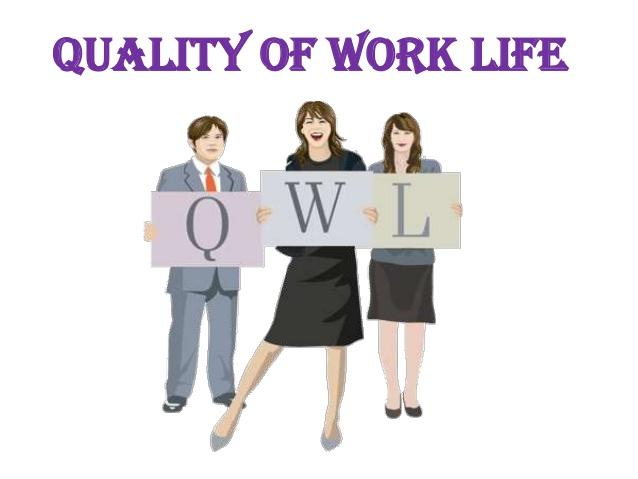 کیفیت زندگی کاری (Quality of Work Life)