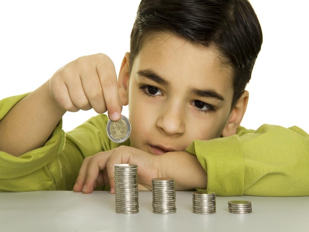 هوش مالی کودکان را تقویت کنید