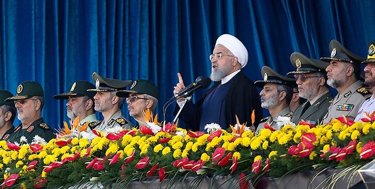 توهین به سپاه و نیروهای مسلح، توهین به ملت ایران محسوب میشود/مقطع حساس فعلی جایگاه نیروهای مسلح از هر زمان بارزتر است