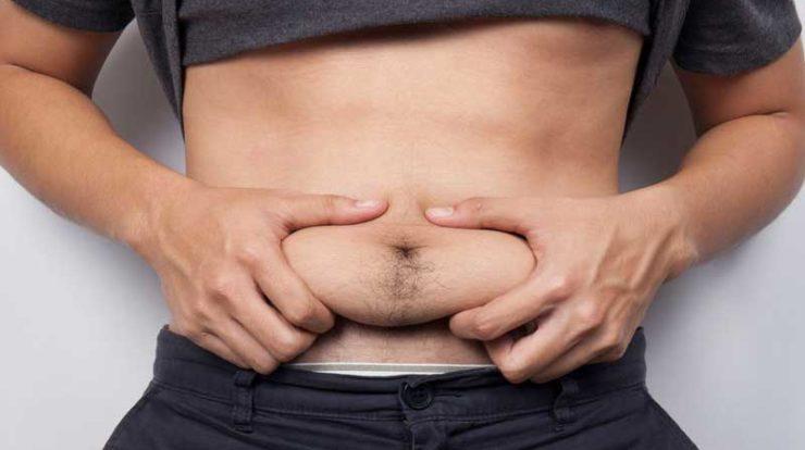 چرا با وجود سبک زندگی سالم، شکمتان بزرگ و پُر از چربی است؟!