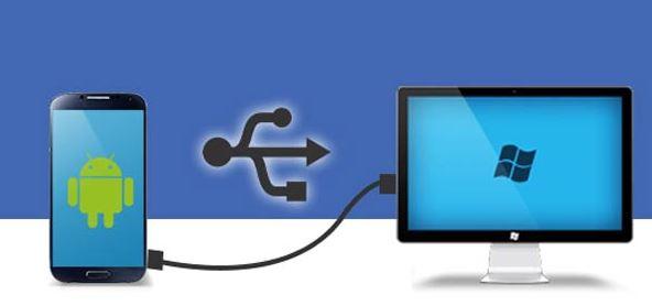 چگونه اطلاعات را از روی لپ تاپ یا کامپیوتر به گوشی منتقل کنیم؟