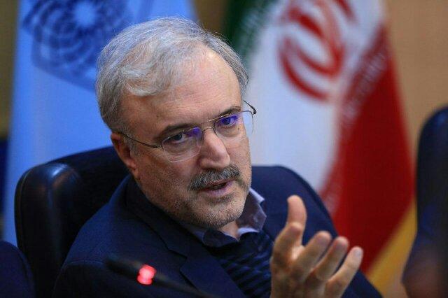 وزیر بهداشت گفت: ادعا در مورد دو تابعیتی بودن من کذب بوده و تخریب دولت است