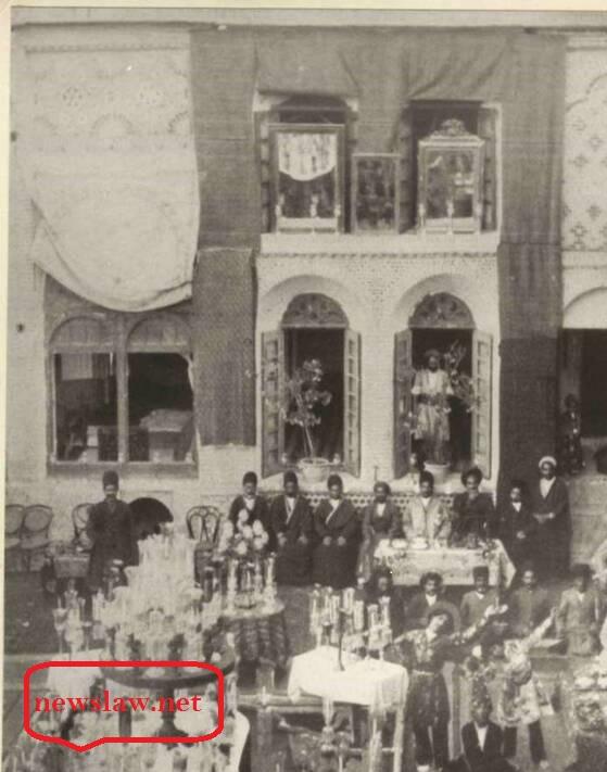 مراسم ازدواج در ایران بر اساس متون تاریخی (قسمت 2)