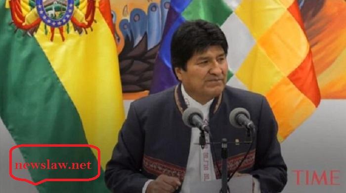 رییسجمهوری بولیوی استعفا داد