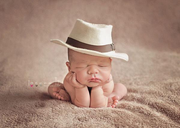 مهمترین اصول عکاسی از نوزادان و کودکان