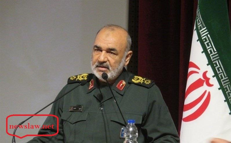 سردار سلامی: دشمن میداند که ناوهای هواپیمابرش دیگر در هیچ جای دنیا امنیت ندارد