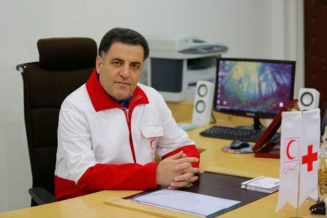 علی اصغر پیوندی رئیس مستعفی جمعیت هلال احمر بازداشت شد
