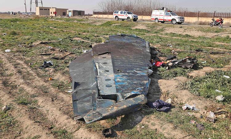 پیکر ۶۱ نفر از جانباختگان سقوط هواپیمای اوکراین آماده تحویل به خانواده آنها