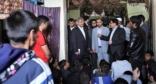 بازدید سرزده دادستان تهران از زندان تهران بزرگ/دستور آزادی ۱۷۰ زندانی