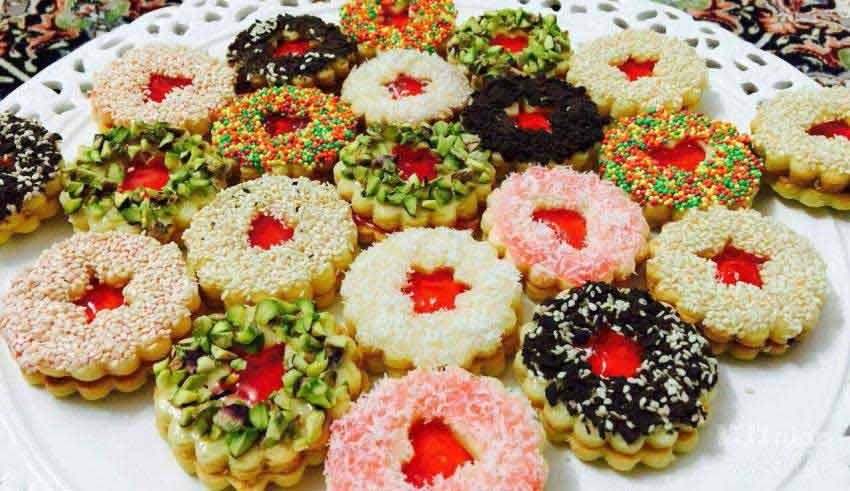 طرز تهیه انواع شیرینی(قسمت 2)