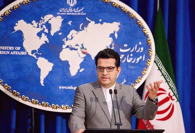 سخنگوی وزارت خارجه: رفتار مرزبانی آمریکا با ایرانیان، نژادپرستی مطلق و نقض حقوق بشر است