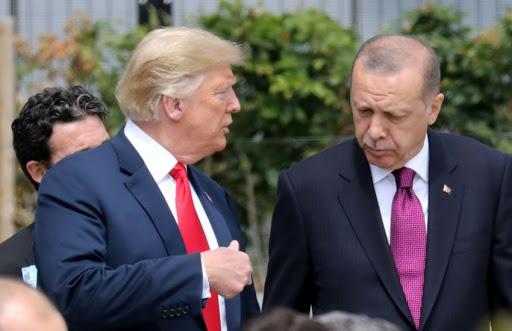 تماس تلفنی اردوغان و ترامپ درباره ادلب و تجارت 100 میلیارد دلاری
