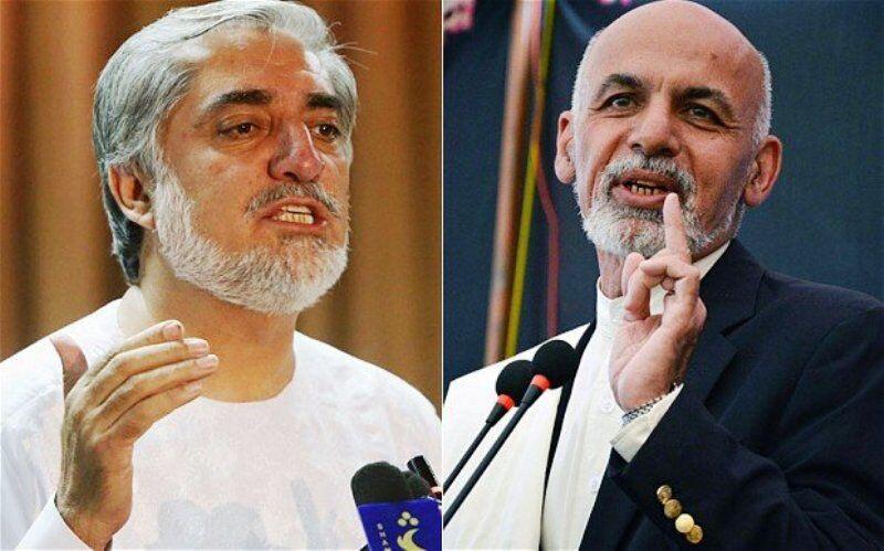 اشرف غنی برنده انتخابات ریاست جمهوری افغانستان اعلام شد/عبدالله عبدالله نتایج را نپذیرفت