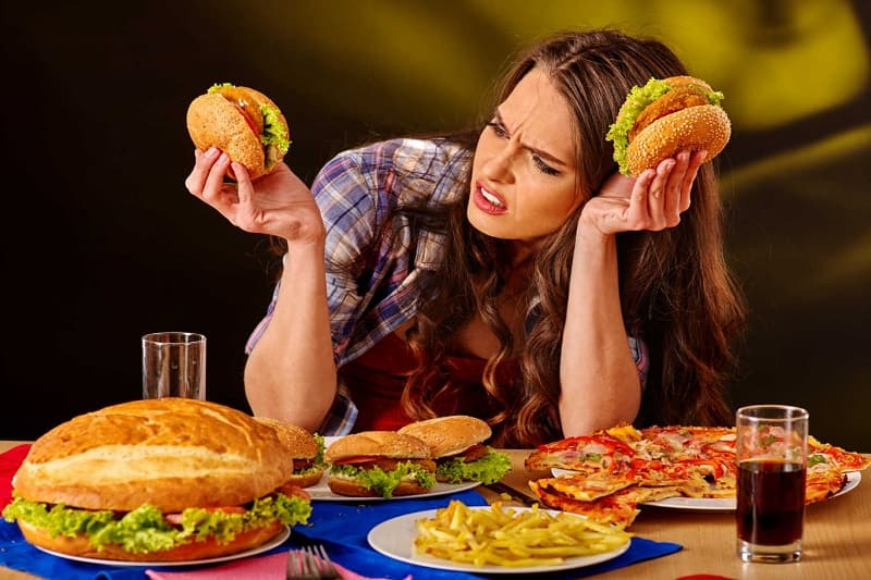 تمام آنچه درباره اختلالات تغذیه باید بدانید!