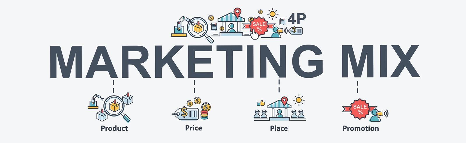 اطلاعات جامع آمیخته بازاریابی یا Marketing Mix