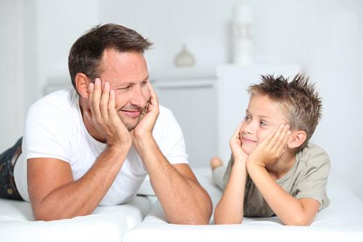 ارتباط مؤثر والدین با فرزندان از دیدگاه روان شناسی