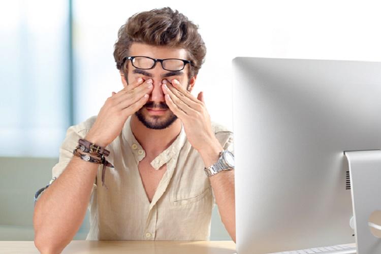 سندرم بینایی ناشی از رایانه چیست؟
