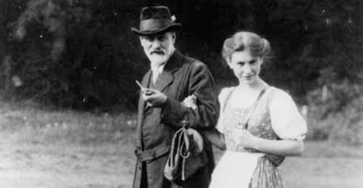 آنا فروید (Anna Freud)