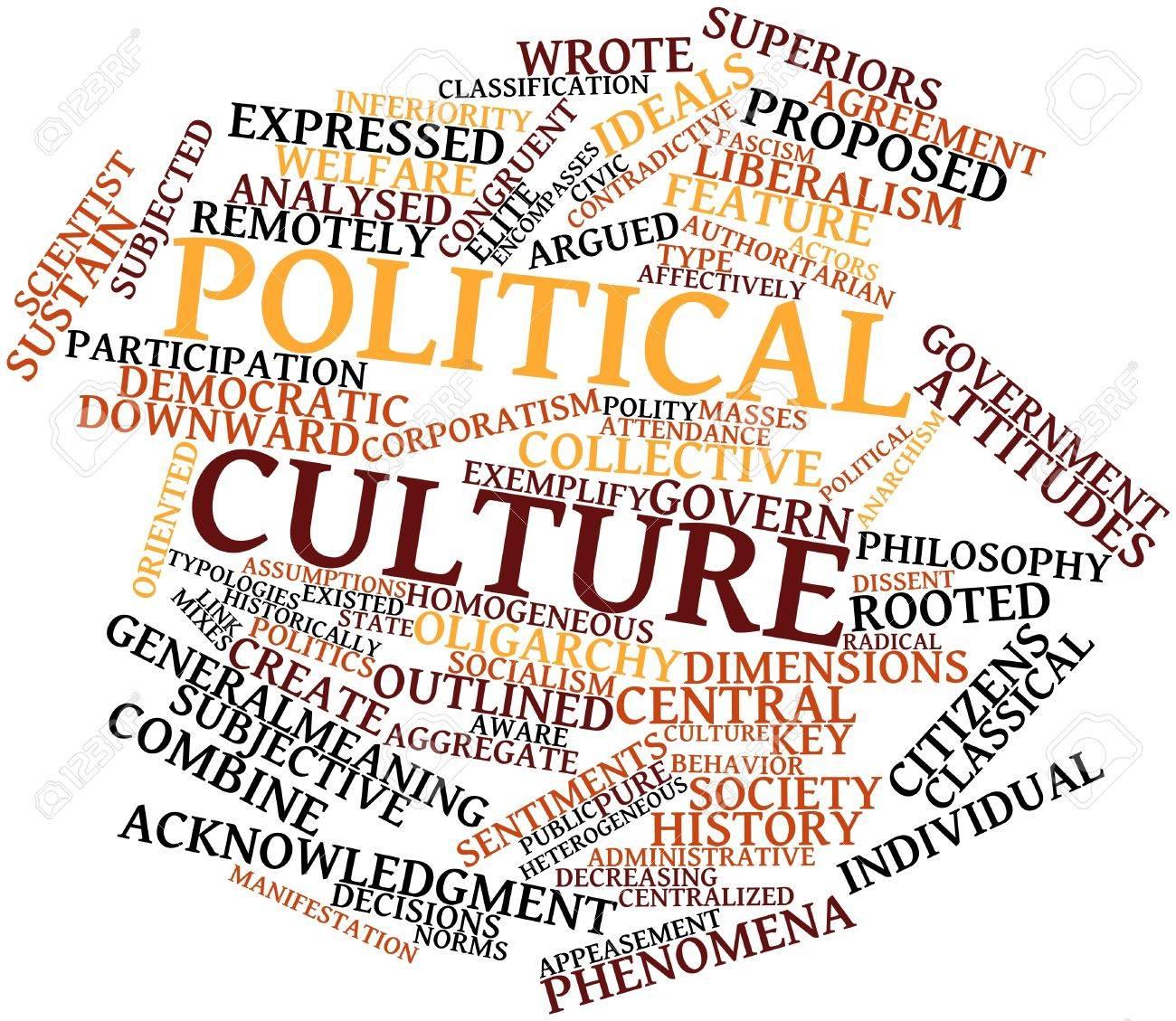 بررسی ساختار سیاسی و تأثیرات آن بر فرهنگ سیاسی