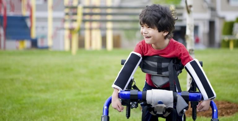 فلج مغزی (cerebral palsy)