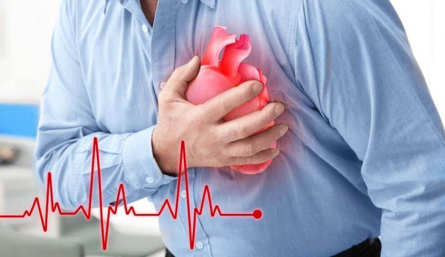 انفارکتوس قلبی