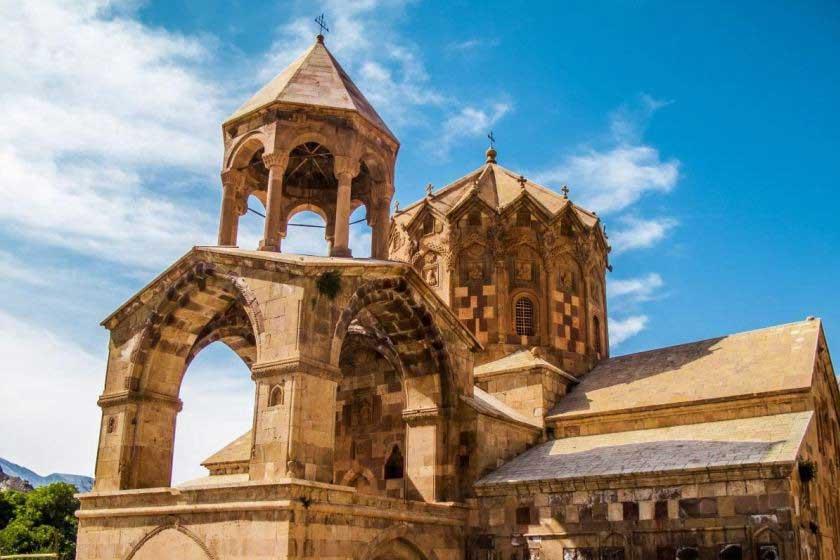 جاذبه های گردشگری استان آذربایجان شرقی (قسمت دوم)