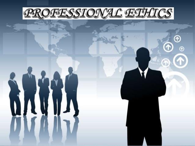 اخلاق حرفه ای در حیطه ی سازمانی