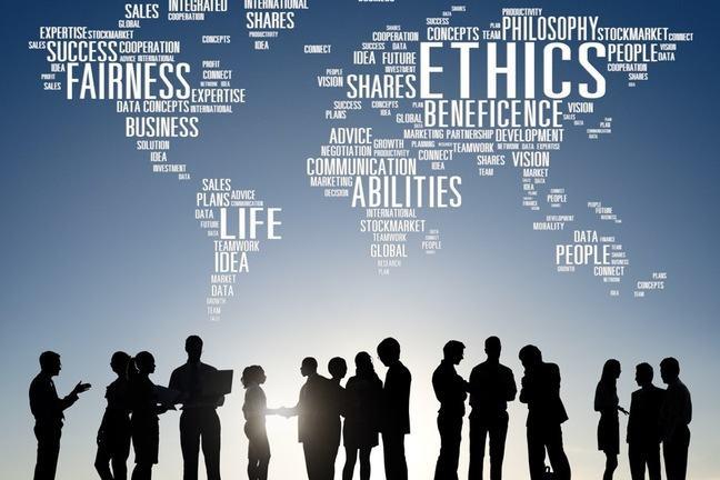 اخلاق حرفه ای در حیطه ی کاری و سازمانی