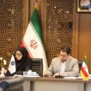 دومین جلسه کمیسیون حقوقی پارلمانی اتاق بازرگانی اصفهان برگزار شد