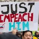 نیمی از رایدهندگان آمریکایی خواستار استیضاح دونالد ترامپ و برکناری او از قدرت هستند