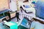 فیلم ربوده شدن دختر 18 ساله در تبریز منتشر شد