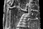 لوحه ی قانون هامورابی(حمورابی)