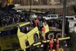 اتوبوس حادثه دانشگاه آزاد واحد علوم و تحقیقات معاینه فنی نداشته است