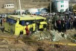 از مصدمان اتوبوس مرگ دانشگاه آزاد چه خبر؟