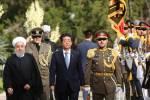 متن اظهارات حسن روحانی و آبه شینزو در کنفرانس خبری مشترک