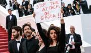محکومیت کشتار فلسطینی ها در جشنواره کن