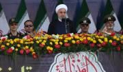 لحظه اطلاع رئیس جمهور از حملات تروریستی در اهواز+فیلم