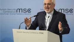 فیلم کنایه ظریف به سخنان نتانیاهو