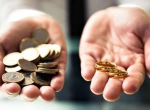 مهریه| اثر وضع مالی زوج بر تعیین مهريه