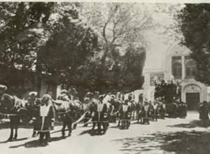 کفن و دفن مردگان در دوره قاجاریه