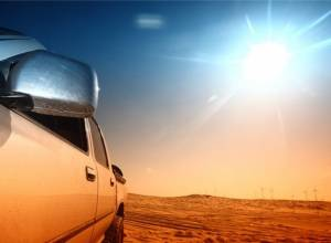 مضرات نور آفتاب برای خودروها و راه های پیشگیری از آن